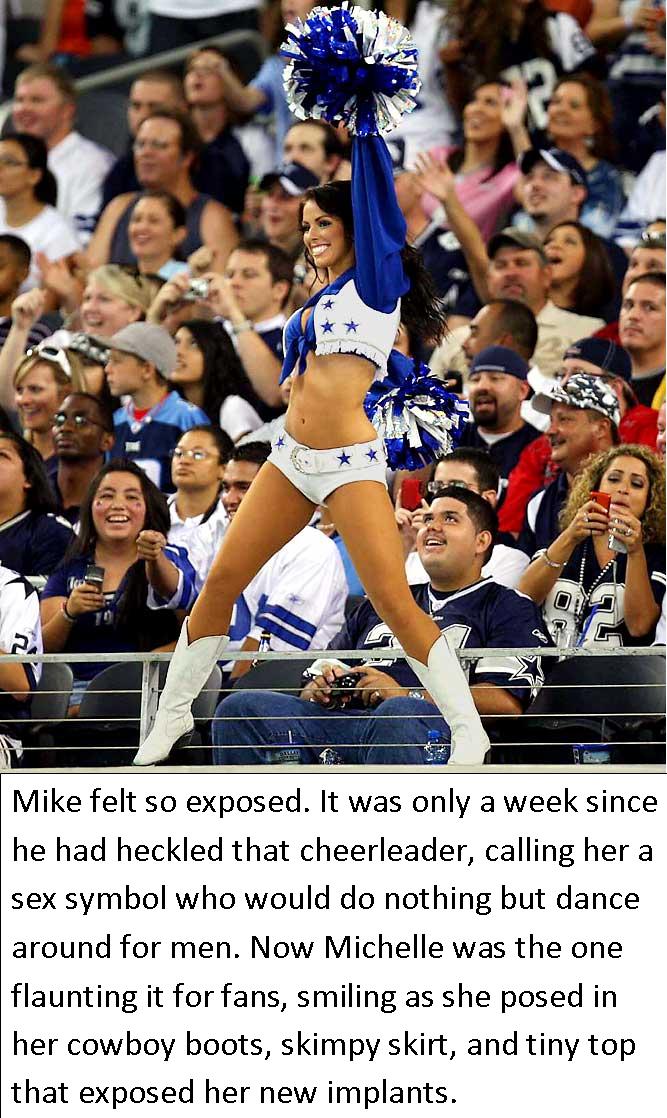 Erotic Cheerleader Stories