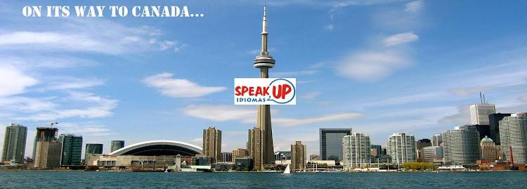 c0f2b1837 Speak Up Idiomas em Toronto - Canadá  Decathlon - Roupas de neve a ...