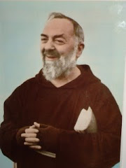 St. Pio, pray for us