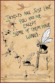 Buy 'Insects Are Just Like You and Me except Some of Them Have Wings'