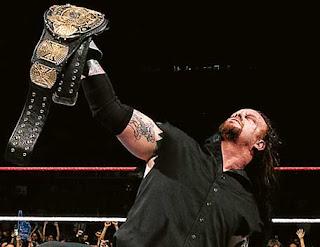 Undertaker Naked 48