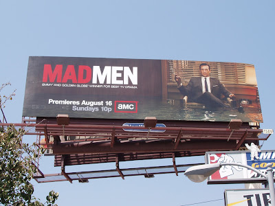 Mad Men Season 3 TV billboard