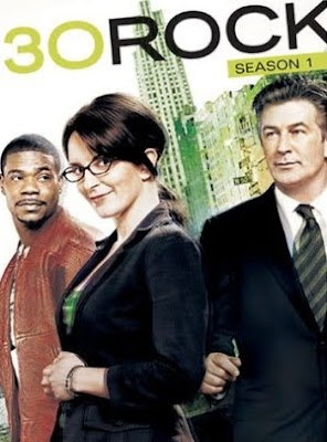 30 Rock season 1 TV poster