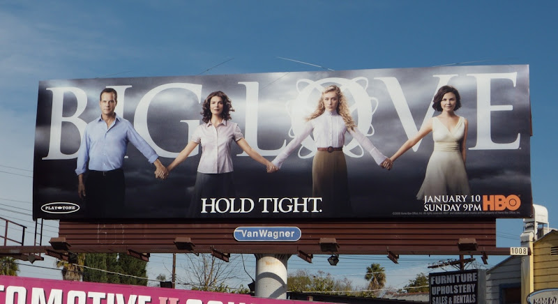 Big Love season 4 billboard