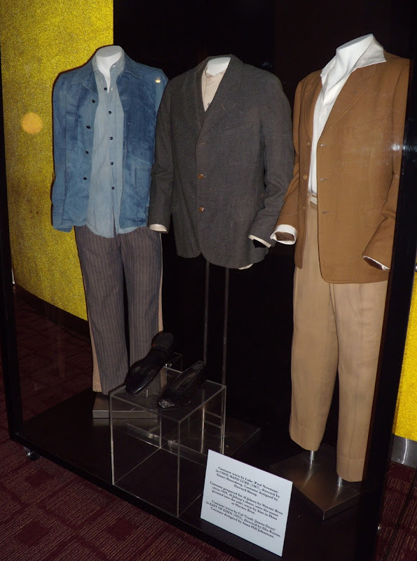 Paul Newman and James Dean movie costumes