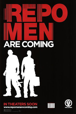 Repo Men teaser film poster