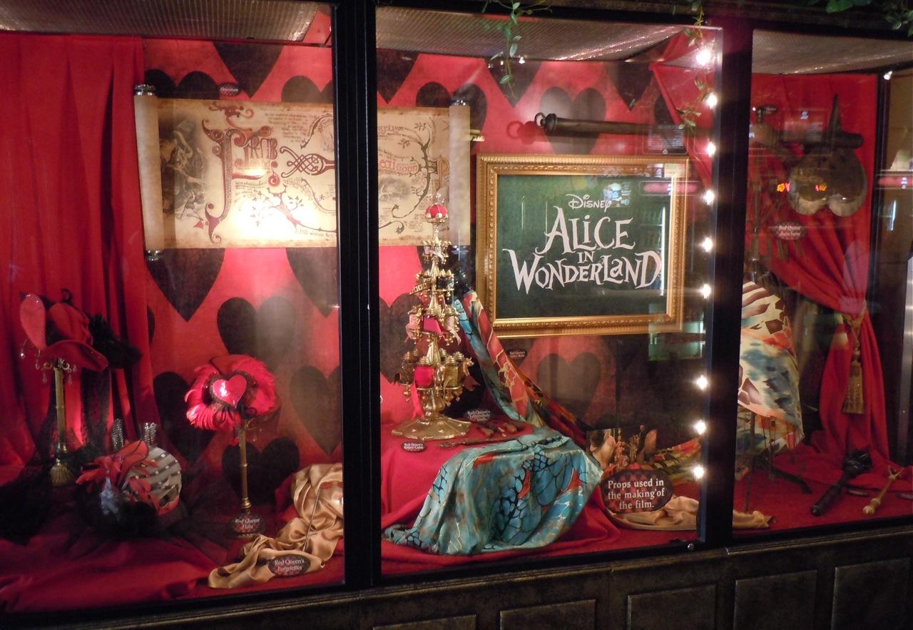 Alice In Wonderland Production Design