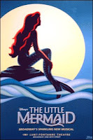 Disney's The Little Mermaid Musical on Broadway