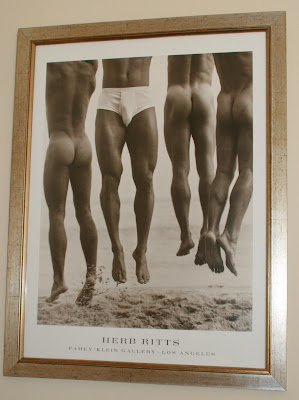 Herb Ritts Black & White photography - can't imagine why I like this?!?