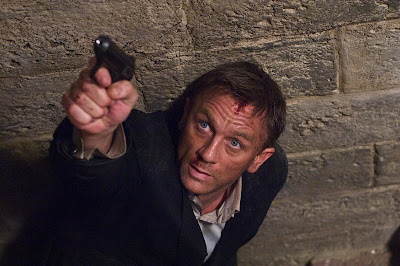 Daniel Craig is back as secret agent, 007 - James Bond in Quantum of Solace