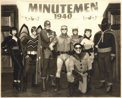 Watchmen movie - The Minutemen