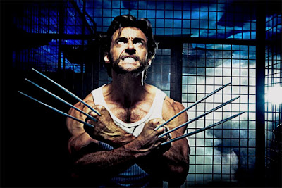 Hugh Jackman reprises his role as Wolverine in X-Men Origins - Wolverine