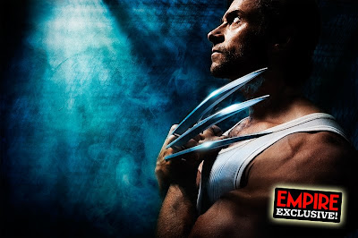 Hugh Jackman as Wolverine in X-Men Origins - Wolverine, courtesy of Empire magazine
