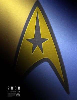 Star Trek 2009 Teaser movie poster