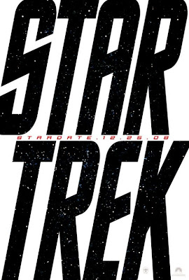 J.J.Abrams Star Trek 2009 movie poster
