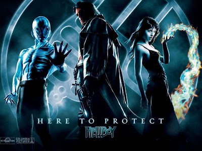 hellboy 2 wallpaper. I#39;d give Hellboy II: The