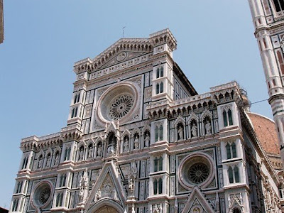 Cathedral of Santa Maria del Fiore in Florence, Italy