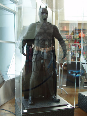 The Dark Knight movie costume - Batman suit