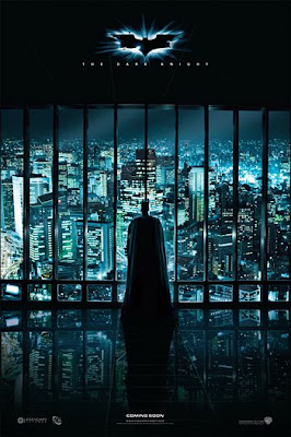 The Dark Knight - Batman teaser movie poster