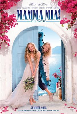 Mamma Mia The Movie poster