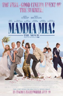Mamma Mia - The Movie group poster