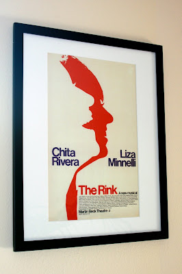 The Rink musical poster