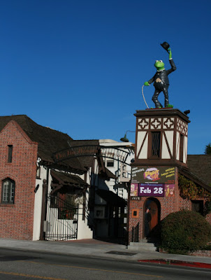 The Jim Henson Company studios in Hollywood