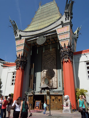 Mann's Chinese Theatre Hollywood Boulevard