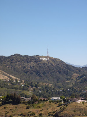 Hollywood Sign from Hollywood Bowl Overlook
