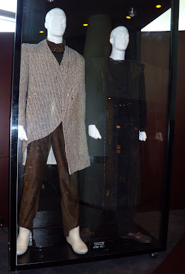 Star Trek Vulcan and Romulan movie costumes
