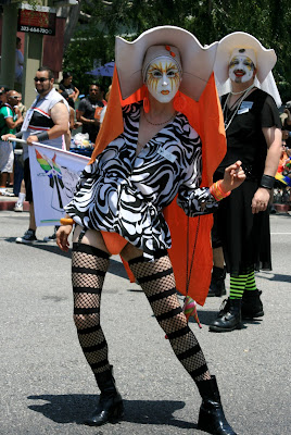 West Hollywood Gay Pride Parade 2008 Sisters of Perpetual Indulgence