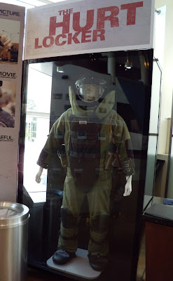 The Hurt Locker bomb protection suit movie costume