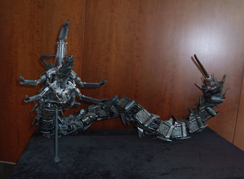 Terminator Salvation movie prop water Hydrobot