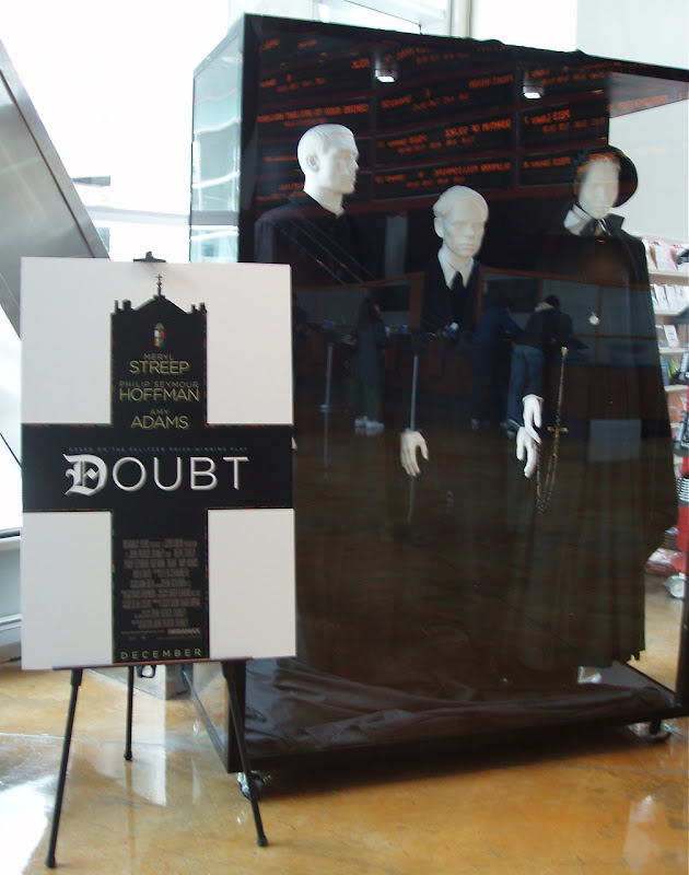 Costumes from the movie Doubt