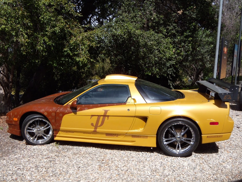 Studio Car from 2 Fast 2 Furious