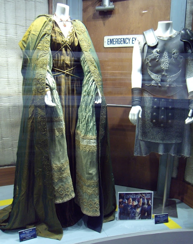 Original Gladiator Roman era movie costumes