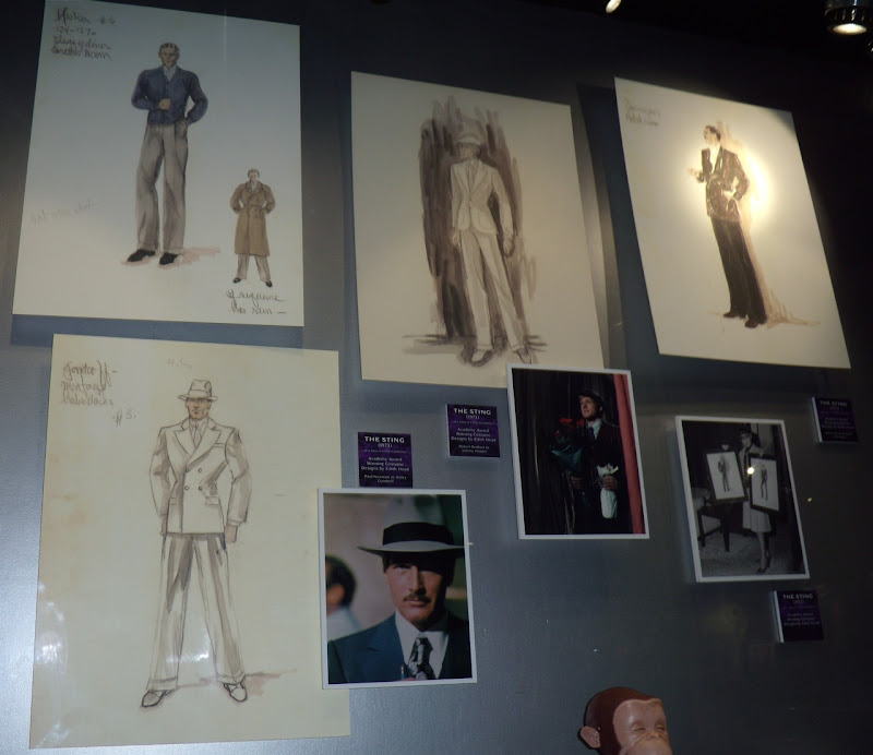 Oscar-winning costume designs for The Sting