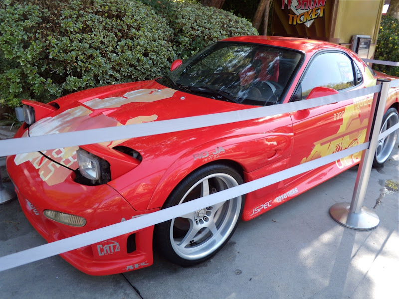 Hollywood Movie Costumes And Props Original Cars From The Fast Amp Furious Movies Original