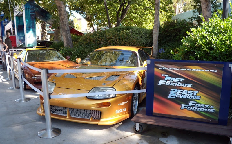 Fast and Furious movie picture cars