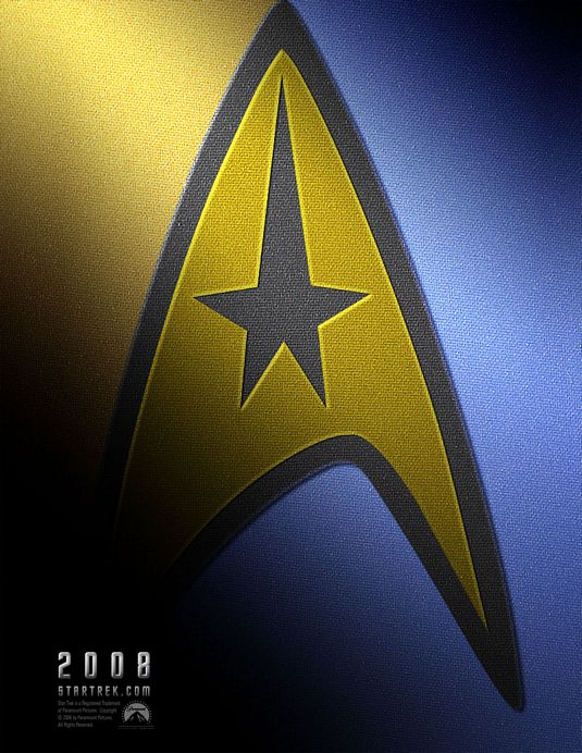 Star Trek teaser movie poster
