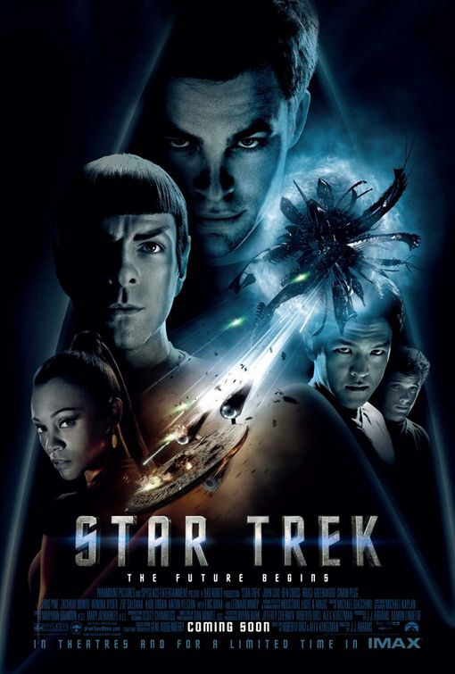 Star Trek film poster