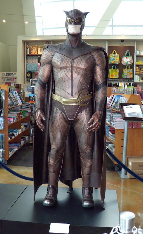 Actual Nite Owl II Watchmen film suit