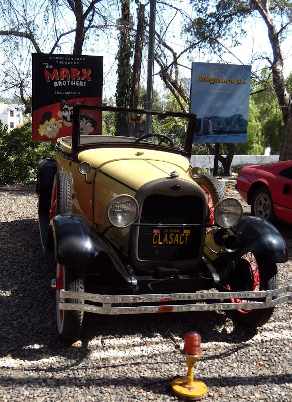 Marx Brothers 1932 Model A car