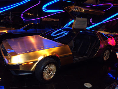 1981 De Lorean Petersen Museum