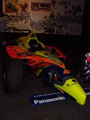 1998 Gurney Eagle racing car