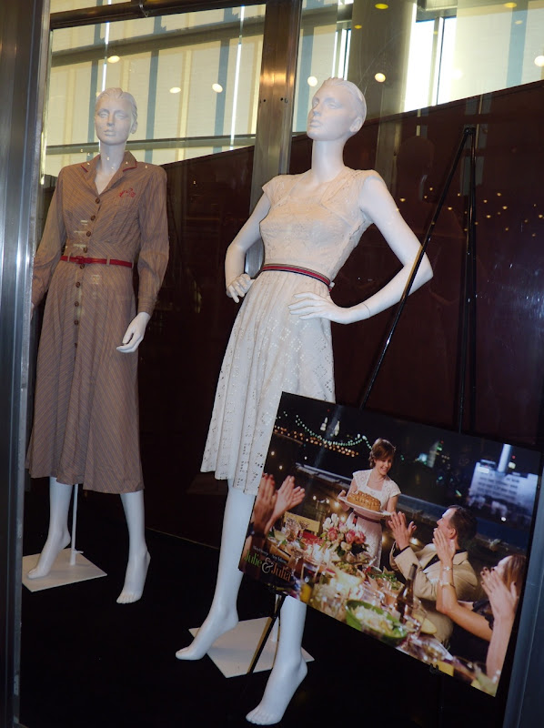 Julie & Julia film costumes at ArcLight Sherman Oaks