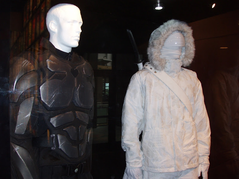Actual GI Joe movie outfits