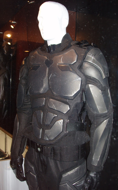 GI Joe Agent body armour costume