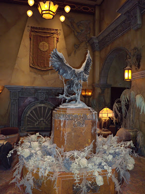 Creepy Tower of Terror at Disneyland
