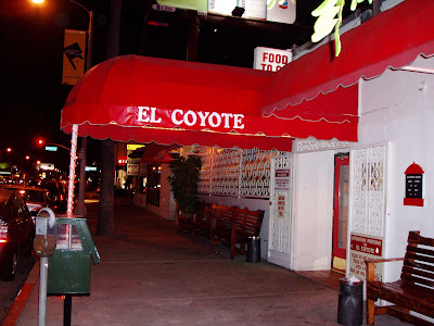 El Coyote Cafe